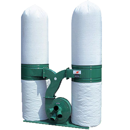 Twin Bag Dust Collector